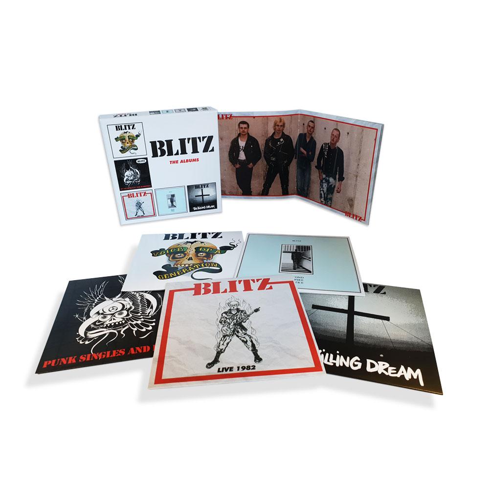 ee0c2607bb98b BLITZ  THE ALBUMS